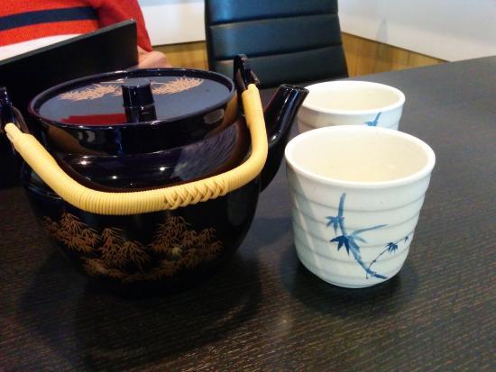 North Brunswick, NJ: The Welcome Tea..