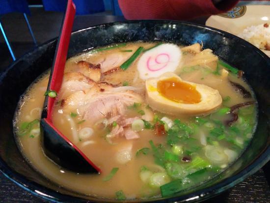 North Brunswick, NJ: Shoyu Charsiu Ramen..yummy!