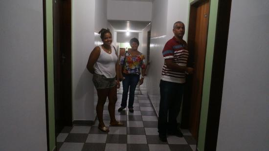 Hotel Recanto da Costeira: corredor 2 andar