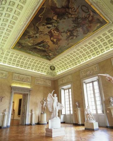 Ducal Palace: la salle des Statues