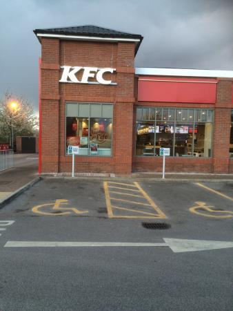 KFC Northwich