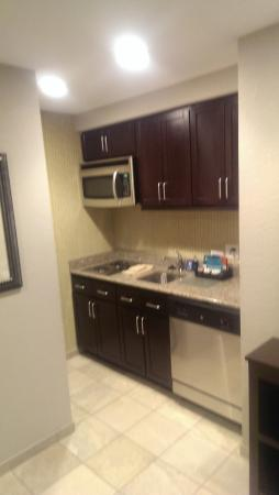 stocked kitchen picture of homewood suites by hilton joplin rh tripadvisor com