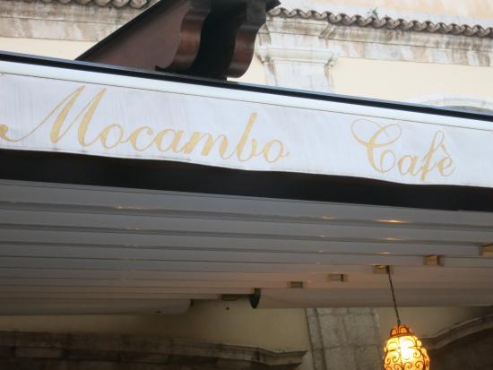 Mocambo Bar : Mocambo Cafe