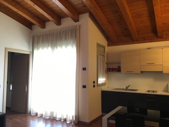 Ingresso Su Soggiorno Living Picture Of Hotel Residence Zodiaco
