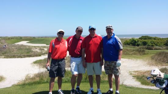 Kiawah Island Golf Resort : Ocean Course at Kiawah