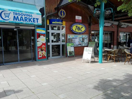 Čatez ob Savi Tourist Information Centre
