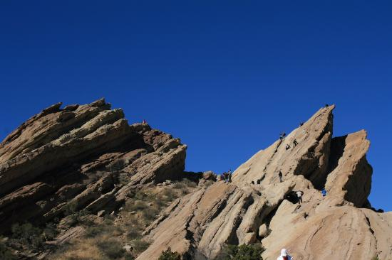 Santa Clarita, CA: Some of the daily climbers