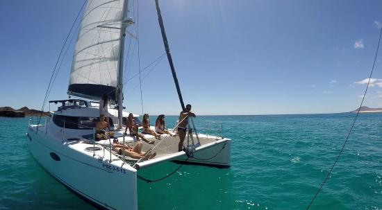 1 - Picture of Oby Catamaran, Corralejo - TripAdvisor