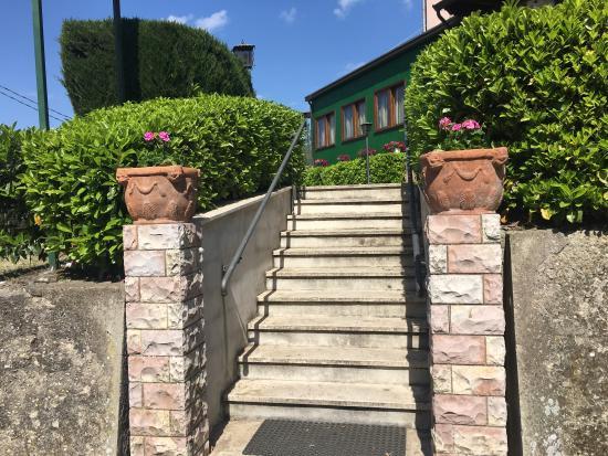 Collazzone, Italia: ingresso