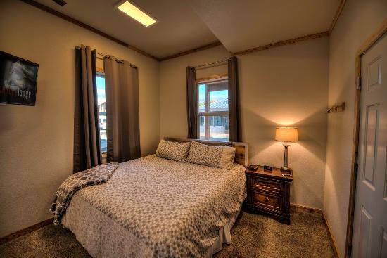 Кенай, Аляска: Lodge Room