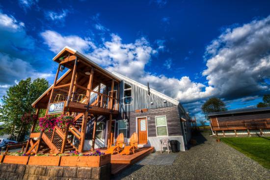 Кенай, Аляска: Hen House Lodge