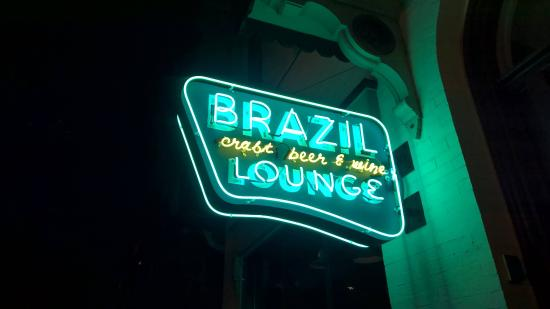 ‪Brazil Craft Beer & Wine Lounge‬