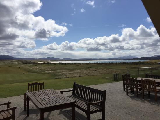 Balcony - Rosapenna Hotel & Golf Resort Photo