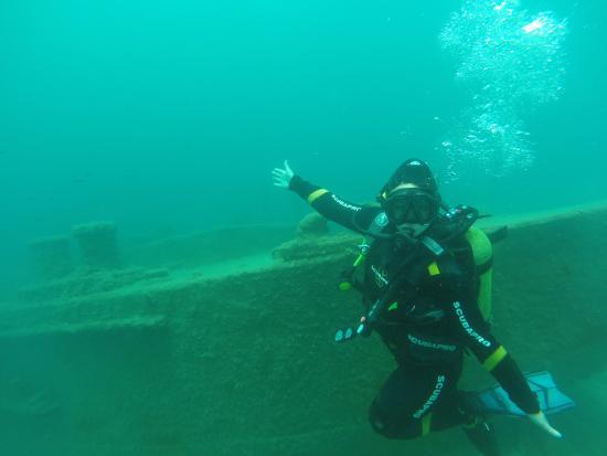 Ta' Xbiex, Malta: Wreck diving!