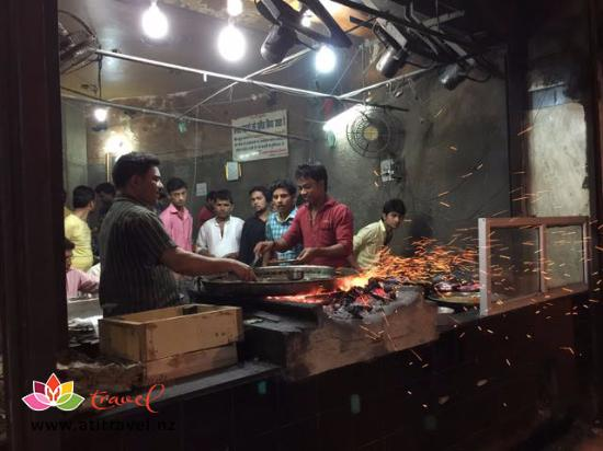 Culinary Walk in Lucknow By Tornos