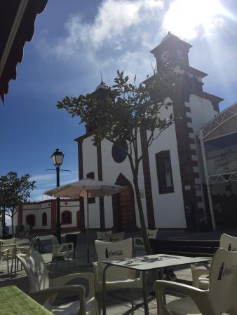 Artenara, Spania: Restaurante La Casa del Correo