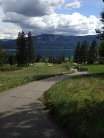 Chase, Canadá: Talking Rock Golf Course