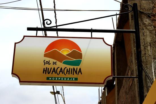 Sol de Huacachina