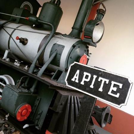 Museu Ferroviario Regional de Bauru