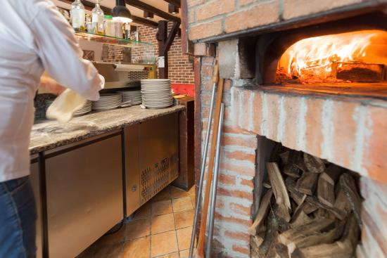 Pizza Trionfo La Bedaine