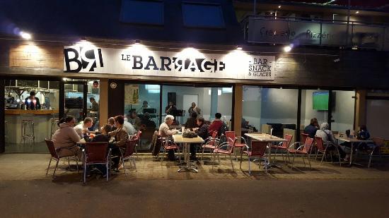 Le Bar'rage