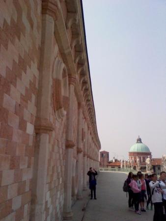 La terrazza della Basilica Palladiana... - Picture of Basilica ...