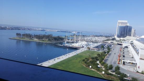 ask for high floor facing the bay picture of hilton san diego rh tripadvisor com