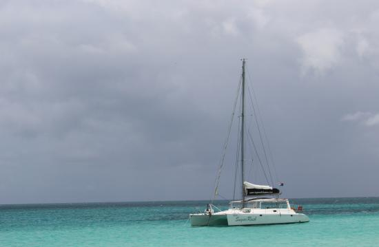 Simpson Bay, St Martin / St Maarten: Priceless