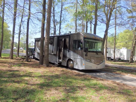 Chesapeake Campground Updated 2017 Reviews Va