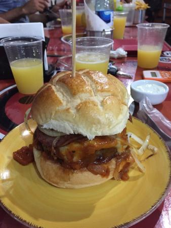 The Consulate Burger
