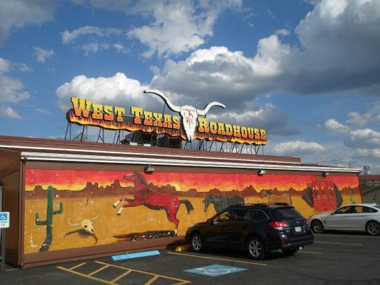 West Texas Roadhouse Picture