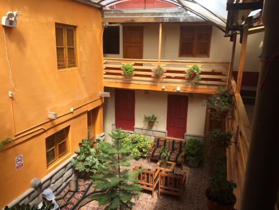 La Posada del Viajero Hostal: photo5.jpg