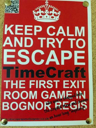 Bognor Room Escape