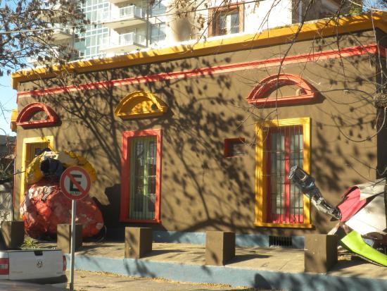 San Isidro, Αργεντινή: La casa