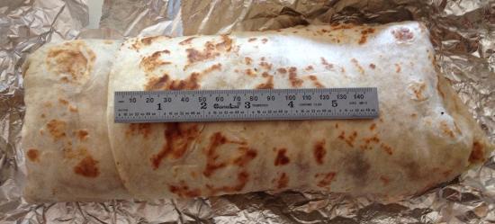 Windsor, Kalifornien: Burrozilla - a Jose invention