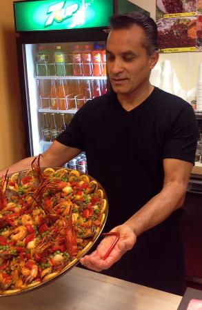 Windsor, Kalifornien: Jose and his Paella