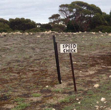 Flour Cask Bay Retreat: The road into the retreat