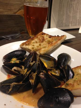 Fairfax County, Wirginia: P.E.I Mussels