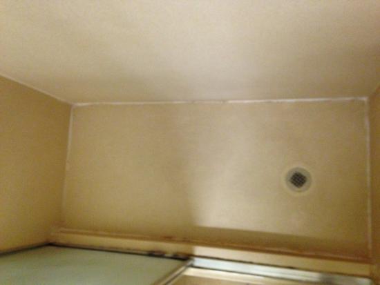 Sleep Inn & Suites Upper Marlboro near Andrews AFB: view when entering the shower