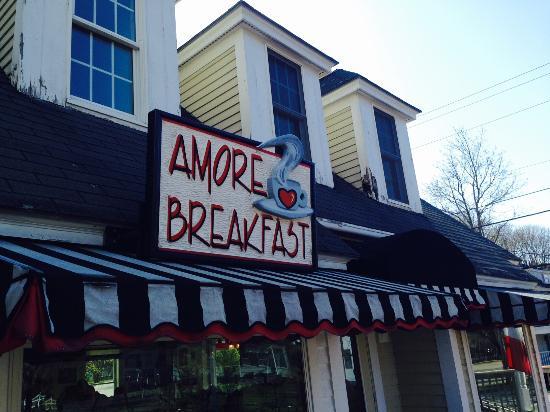 Amore Breakfast Ogunquit Menu Prices Amp Restaurant