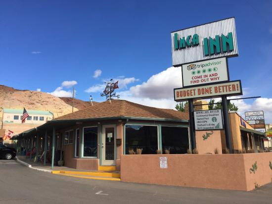 Inca Inn: Cute little place with some local flavor