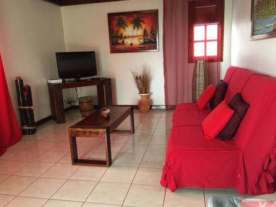 Riviere-Salee, Martinica: Villas Pameyaque
