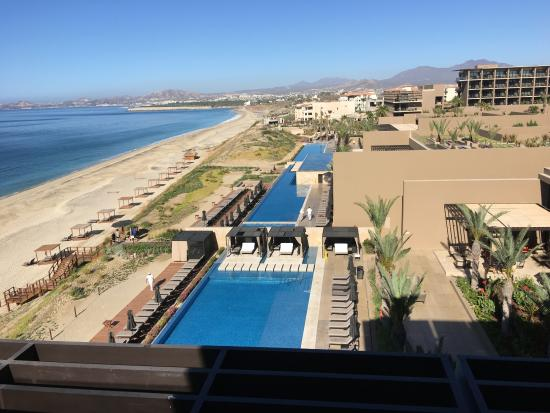 Jw Marriott Los Cabos Beach Resort Spa View From 5th Floor Griffin Club With