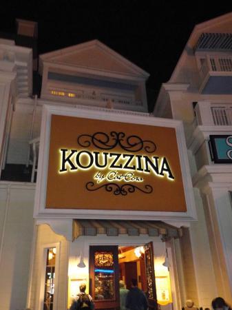 Kouzzina by Cat Cora