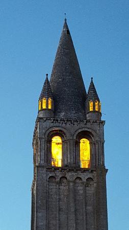 Deols, France: Abbaye de Déols
