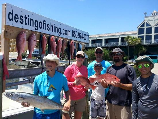 Destin Go Fishing Inc.