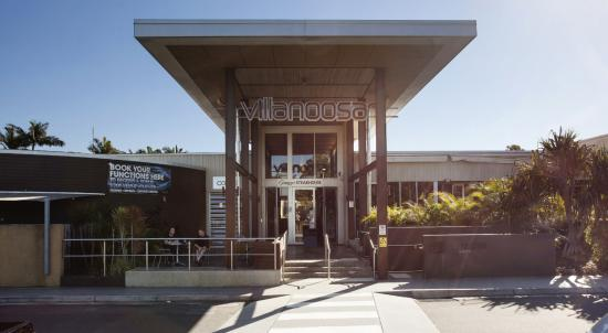 The Villa Noosa Hotel
