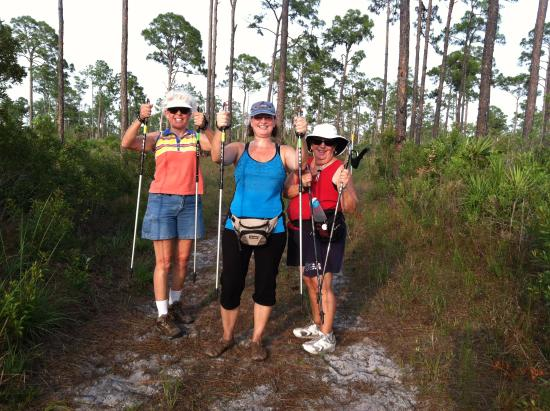 Prairie Pines Preserve: Bring water and pack your trash!