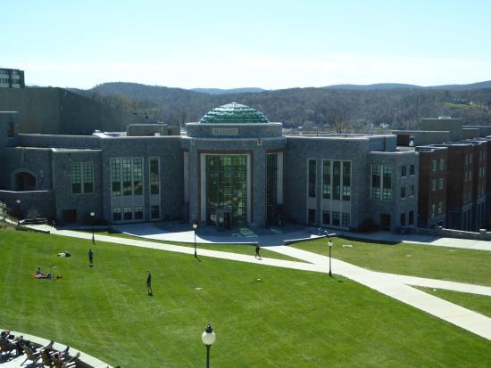 Marist College: Beautiful building.