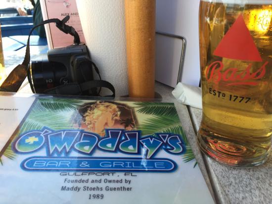 Gulfport, Φλόριντα: Outdoor Dining